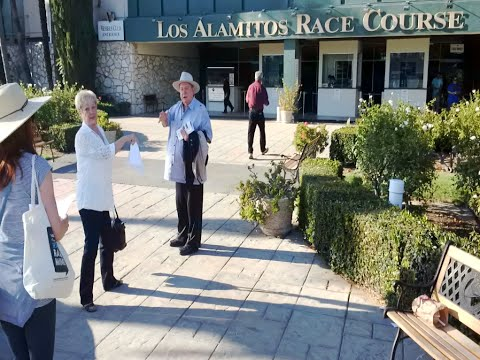 13 Dead Horses so far this year at Los Alamitos Race Course