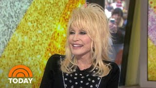 Dolly Parton Talks About Writing Music For New Film 'Dumplin'' | TODAY