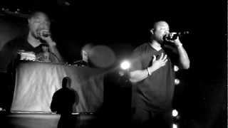 XZIBIT Thank you  LIVE PRAHA 22.10. 2011