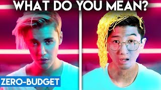 Baixar JUSTIN BIEBER WITH ZERO BUDGET! (What Do You Mean PARODY)