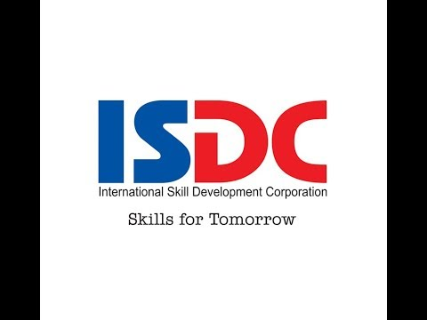 ISC - Indian School of Commerce Students visiting  ISDC Global International office in UK