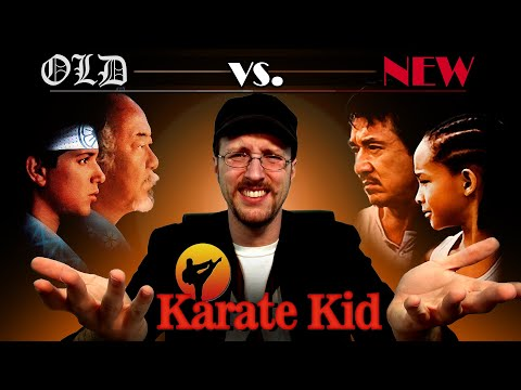 Old vs New: Karate Kid - Nostalgia Critic