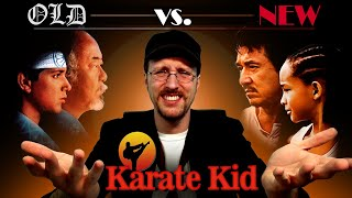 Nostalgia Critic: Old vs New - Karate Kid