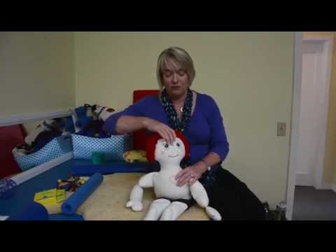 Right Torticollis Home Program from Christine Egan Physical Therapy, Inc.