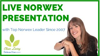 Live Norwex Presentation, Fun, Fast and Interactive ~ How to use Norwex