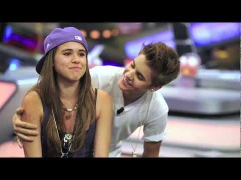 Justin & Beliebers [AATW Tour 2012]