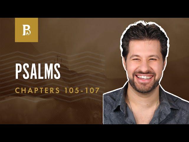 God Is Faithful   Psalm 105-107