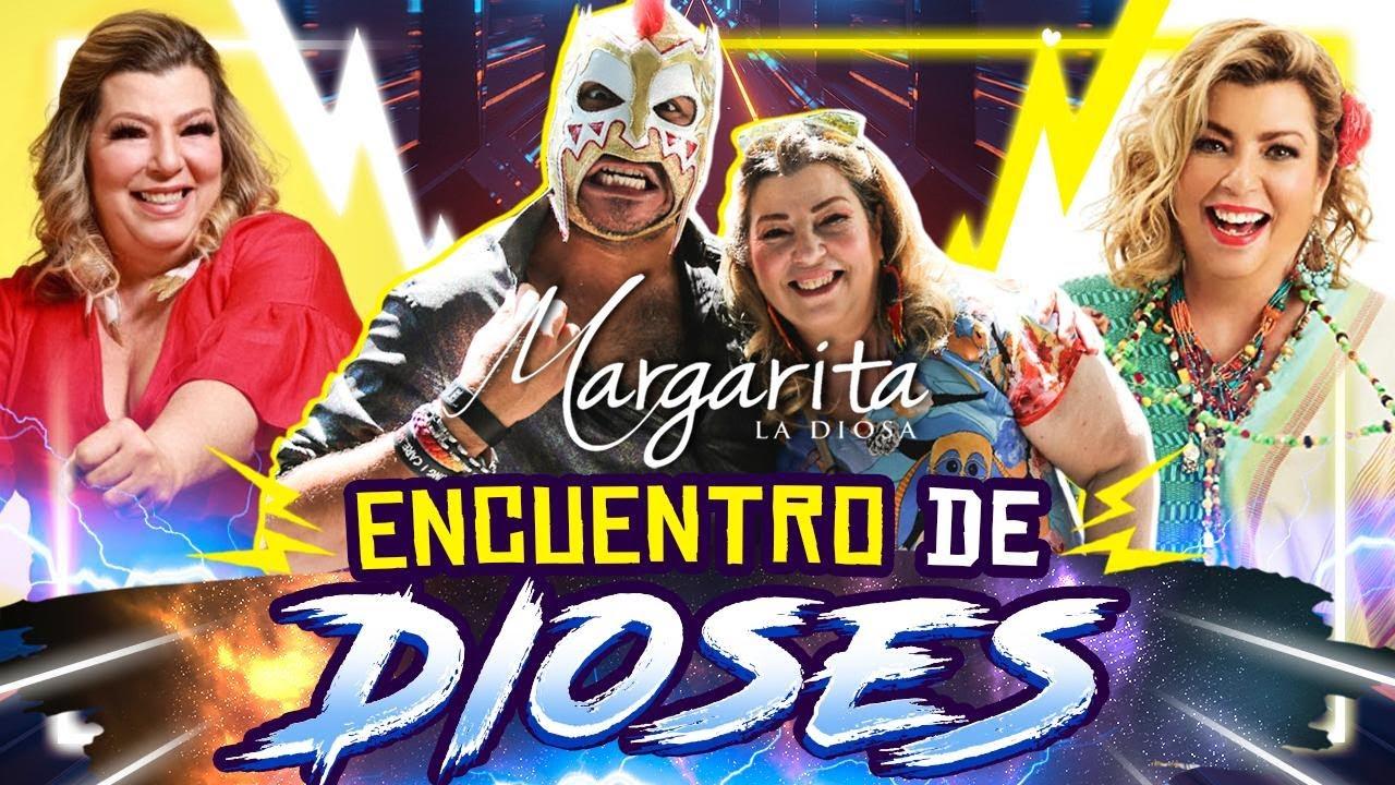 Margarita la diosa de la Cumbia & Escorpión el dios del interneist #AlVolante