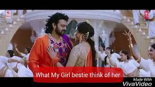 Girl bestie troll | Friendship parithabangal | Tamil Girl Best Friend