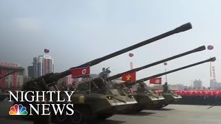 NBC News Exclusive: A Look At Taiwan's Military Drills As China Threat Looms | NBC Nightly News