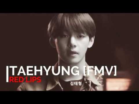 KIM TAEHYUNG/V [FMV] - RED LIPS (21+)