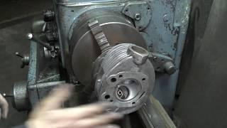 Часть 2.Мотоцикл Урал.Тюнинг (доработка) головки цилиндра.