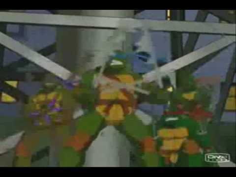 Tributo as Tartarugas Ninja - Trem da Alegria