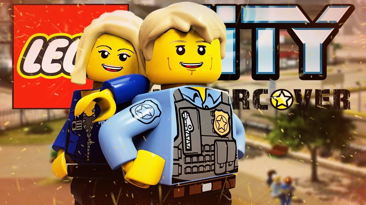 GTA VERSI LEGO - Lego City Undercover Indonesia [ Nintendo ...