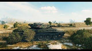 T-54 перший зразок, недороблений АП.