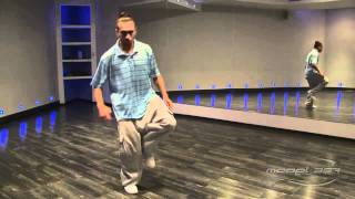 Борис Темкин - урок 5: видеоуроки клубных танцев