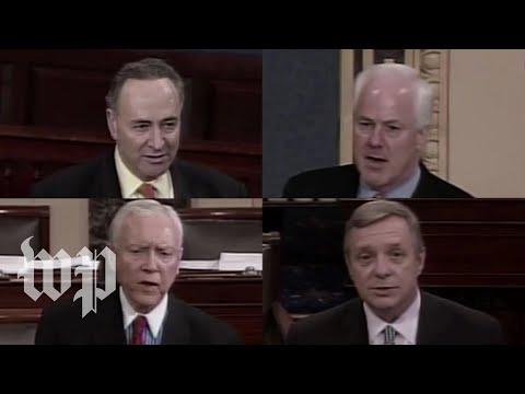 What senators said about Brett Kavanaugh in 2006