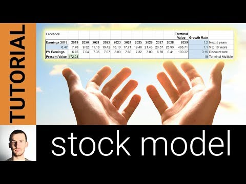 How To Value A Stock With This Simple Model
