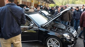 Beschlagnahmt und zur Auktion ausgeschrieben: Hier werden Raser-Autos versteigert