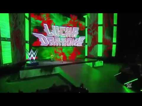 The Lucha Dragons Theme Song