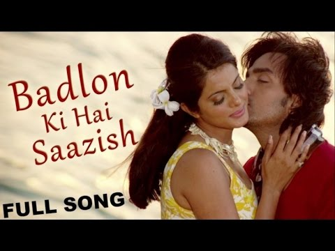 Baadlon Ki Hai Saazish - FULL VIDEO SONG | Sonu Nigam, Shreya Ghoshal