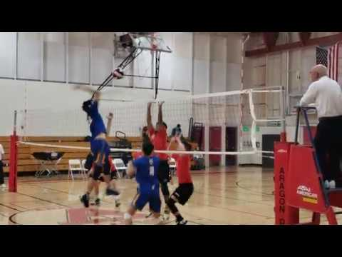 Kyle Chamberlain S Men S Volleyball Recruiting Profile
