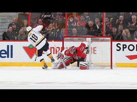 Shootout: Predators vs Senators
