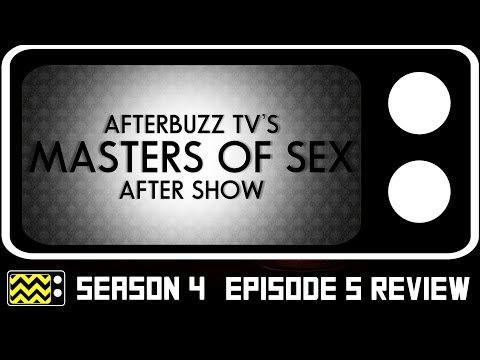 Masters Of Sex Season 4 Episode 5  w Nick Clifford  AfterBuzz TV