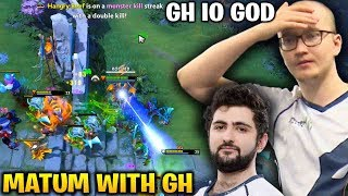 Matumbaman Gyro with GH IO GOD - CAN'T STOP THIS COUPLE