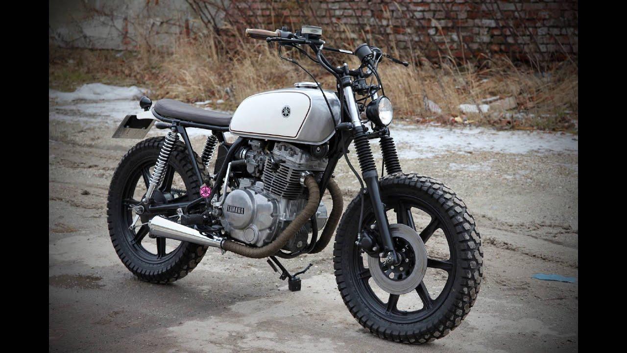 Yamaha XS400 1980r