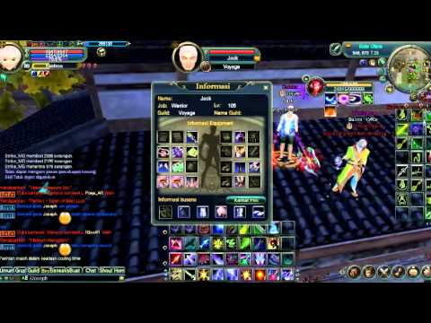 Perfect World INDONESIA - ( Warsoul Equipment Review )