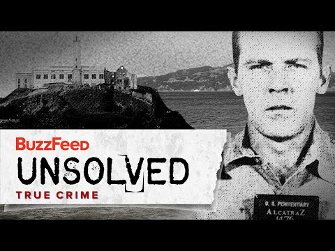 The Incredible Alcatraz Prison Break - YouTube