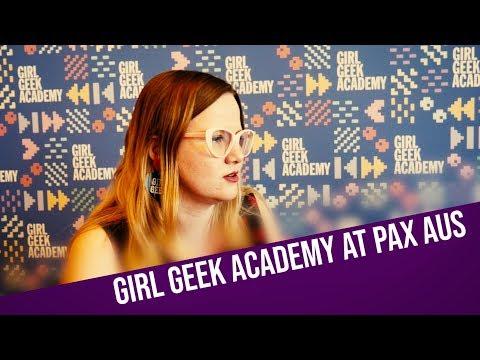 Girl Geek Academy Interview!