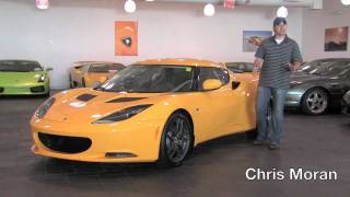 Lotus Evora 2010 - New Pics Videos