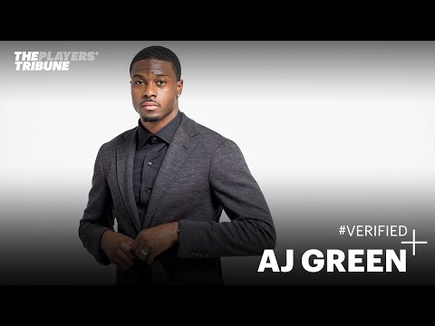 AJ Green On His Gameday Routine and How to Succeed as a Young Athlete | Live Next-Gen Conference