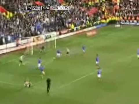 Portsmouth VS Southampton FA cup goal Highlights with quay radio commentary