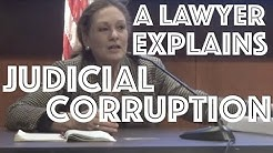 A Lawyer Railroaded by Family Court Speaks About Judicial/Court Corruption