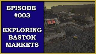 Exploring Bastok Markets in Final Fantasy XI