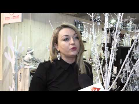Hanna Hulim, Rojek Decor wystawca targów HOME DECOR i SPECIAL DAYS 2015