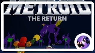 Roblox Metroid Return of Zebes Ep.1 - Tutorial Starting!