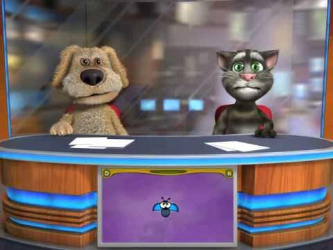 Talking Tom & Ben News(norsk)