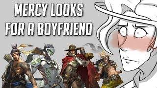 Mercy Looks for a Boyfriend (Overwatch Comic Dub)