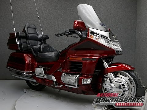 1999 honda gl1500 goldwing 1500 se national powersports. Black Bedroom Furniture Sets. Home Design Ideas
