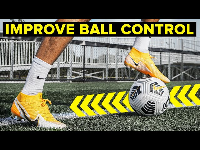 Improve ball mastery | 5 drills for ultimate control