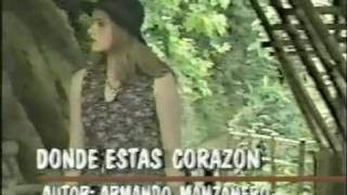 Roberto Ledesma - Donde estas corazón