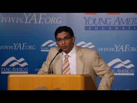 Hillary's America  The Secret History of the Democratic Party  Dinesh D'Souza