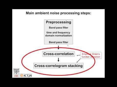 """""""Phase Weighted Stack"""" y """"Phase Cross Correlation"""" para la extracción de señal en ruido sísmico"""