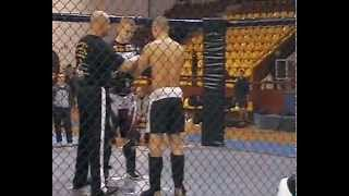 First MMA fight (16y old,Kumanovo)