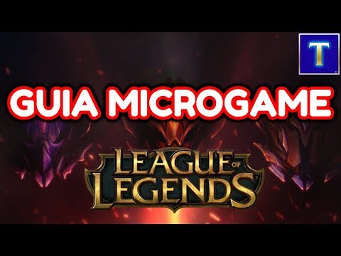 GUIA MICROGAME LEAGUE OF LEGENDS | TenYasha LOL thumbnail