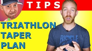 Triathlon Taper Plan To Make You Fast and Pumped Up